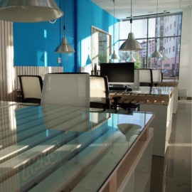 Smooth Office Work Place